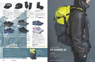 the north face 40L日本限定 ul backpacking 登頂袋 跑山袋