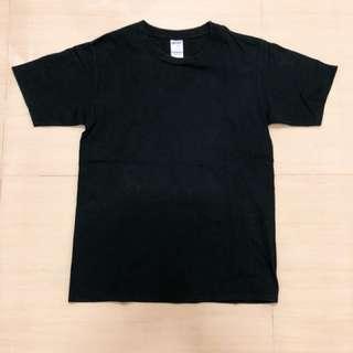 Gildan黑色t-shirt