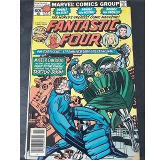 Fantastic Four #200