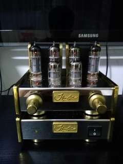 Houston mini 1998 tube amplifier