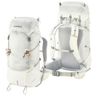 mont bell montbell 40L 日本限定 行山袋 ultralight backpacking