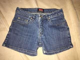 Vintage Maong Shorts