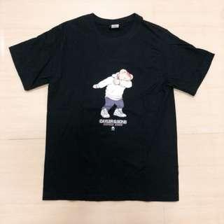 黑色t-shirt
