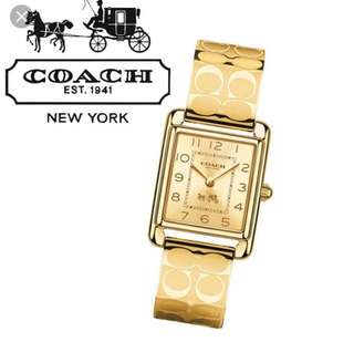 Coach Watch 14052160