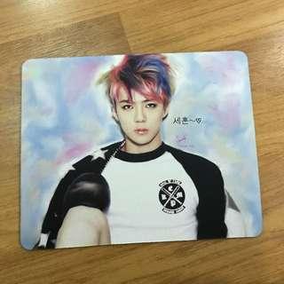 EXO Sehun mousepad
