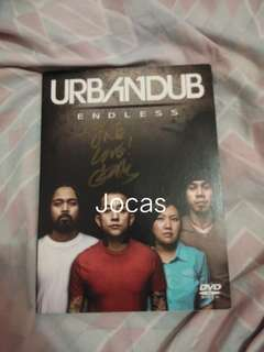 [SIGNED] URBANDUB ENDLESS DVD