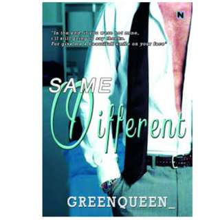 Ebook Same Different - Greenqueen_