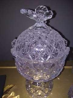 Crystal kupu-kupu #mausupreme
