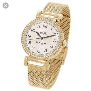 Coach Watch 14502652