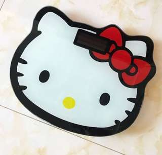 Hello Kitty weighting machine