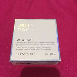AUTHENTIC THE FACE SHOP JELLY PACT FACE POWDER