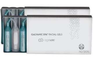CHEAP Galvanic spa facial gels!