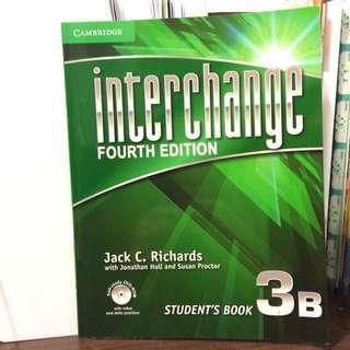 🚚 interchange fourth edition student's book 3B