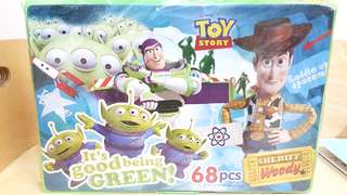 Toy Story Art Set 顏色組合