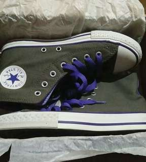 Convers shoes hicut