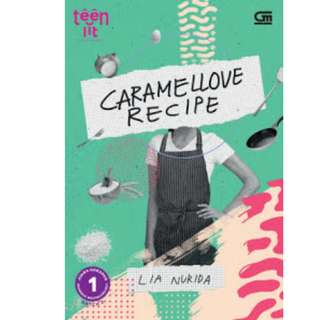 Ebook Caramellove Recipe - Lia Nurida