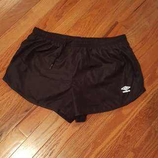 Looking for Umbro Shorts/Diadora Shorts in Size M to XL