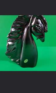 Murano horse head
