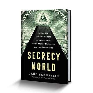 eBook - Secrecy World by Jake Bernstein