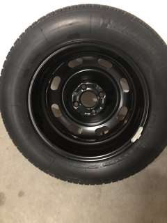 Brand New Spare Car Tyre