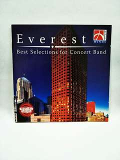 Everest (Best Selection for Concert Band)