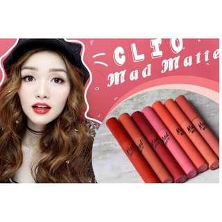 CLIO Mad Matte Tint - 4.5ml