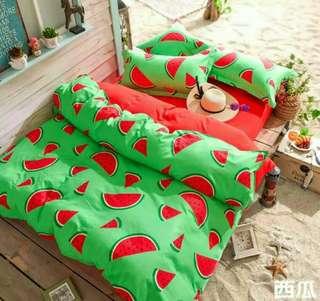 Bedsheet & Comforter Set