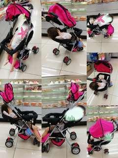 二手推車嬰兒車手推車機車椅