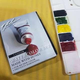 M.Graham Watercolor Sampler