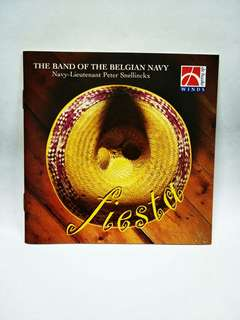 Fiesta (The Band of the Belgian Navy)