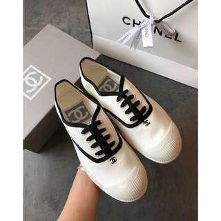 Chanel-vintage® 帆布鞋 最高版本🤓