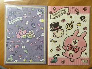 🚚 日本帶回 限量愛麗絲兔助 筆記本