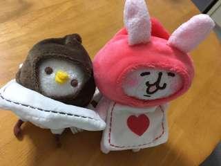 🚚 日本帶回 (P助下標)卡娜赫拉的小動物 愛麗絲夢遊仙境版P助
