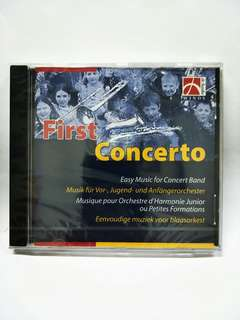 First Concerto (Easy Music for Concert Band)