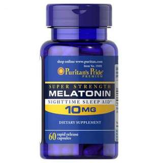 Melatonin Puritan's Pride 10mg