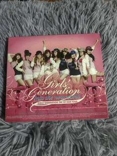 """Girls' Generation """"The 1st Asia Tour"""" CD"""