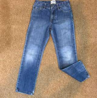 Celana jeans slim fit anak
