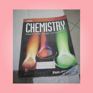 Chemistry: Matter and Change (McGraw Hill)