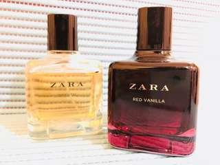 GET 2! ZARA Red Vanilla & ZARA Oriental parfum EDT