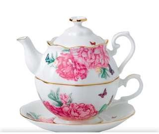 👑🇬🇧皇室優雅🇬🇧👑Robert Albert茶具一套