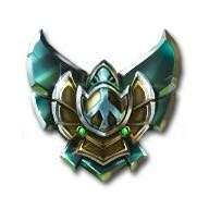 League Of Legend Account Plat 5