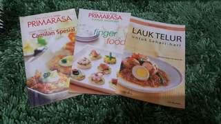 Take All Cook books