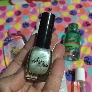 💚Wish nail polish