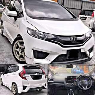SAMBUNG BAYAR / CONTINUE LOAN  HONDA JAZZ 1.5 E SPEC AUTO