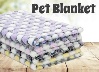 Pet Dog Cat Blanket