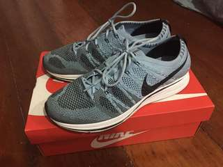 Nike Flyknit Trainer Cirrus Blue uk8.5 / us9.5