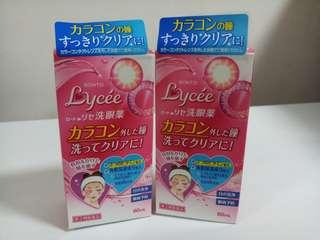 ROHTO Lycee Eye Drops (contact lens)