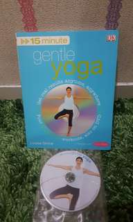 Gentle Yoga with DVD
