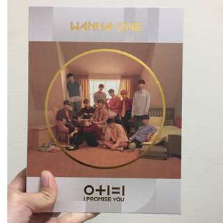 wanna one i promise you album day ver.