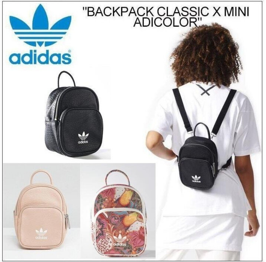d6a9c8ff43fe Adidas Originals Mini Backpack Size- Fenix Toulouse Handball